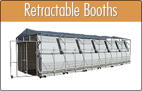RollaBooth Retractable Booth