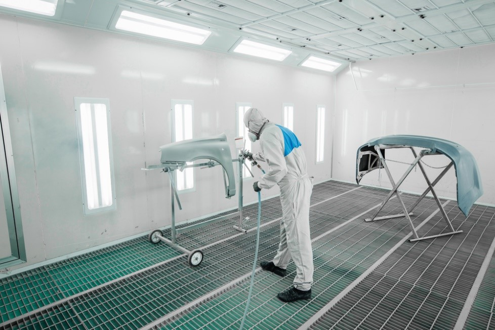 Spray Booth Maintenance 4 Ways To Maintain Spray Booth